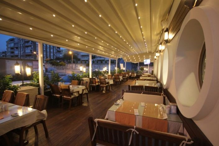 Good Reasons to Install Retractable Roof Systems