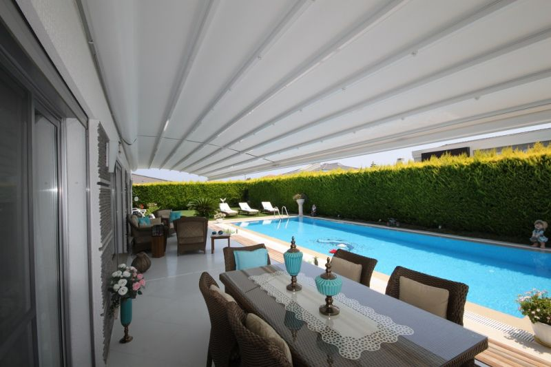 Retractable Awnings are the perfect solution,