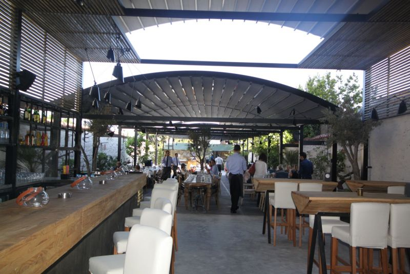 Retractable Pergola Roofs Awning Warehouse