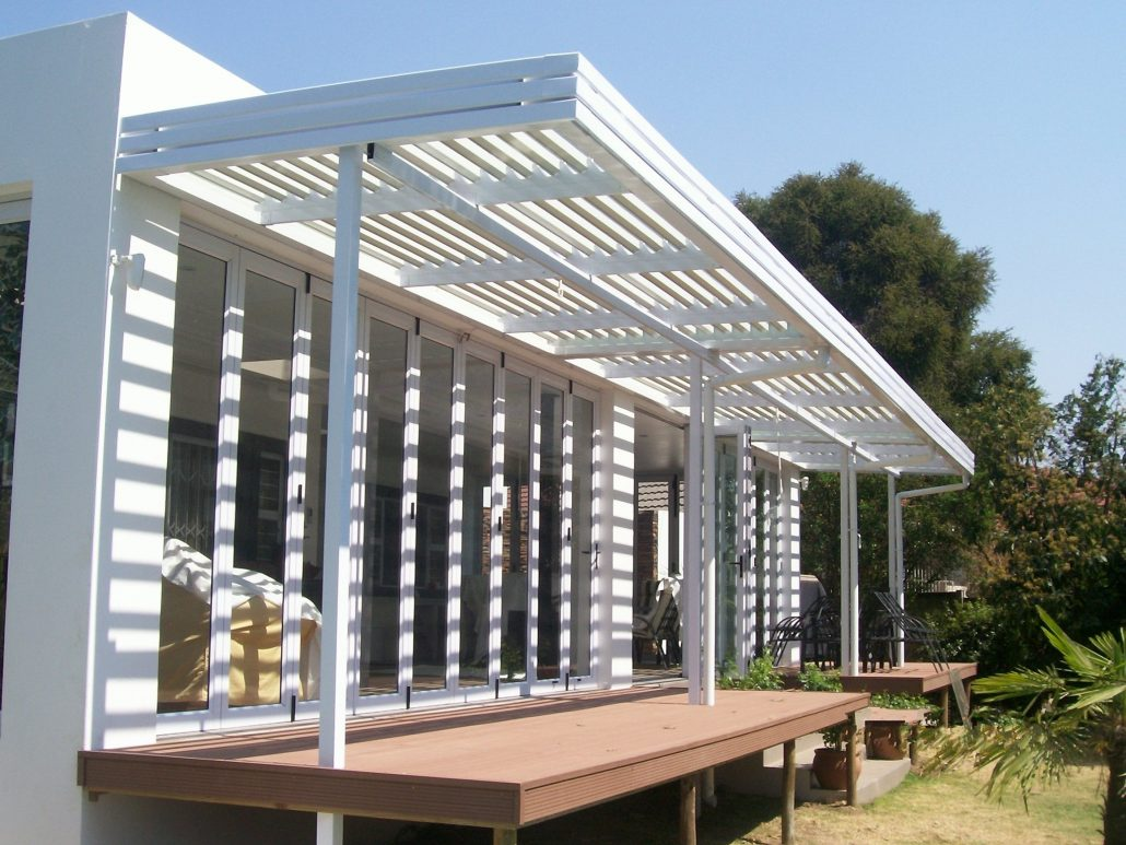 Adjustable Louvre Awnings - Awning Warehouse
