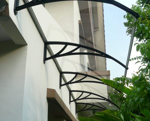 Acrylic Awnings for protection from the elements and also to let in light. This image was edited and uploaded by Awning Warehouse based in Randburg Johannesburg - Best for Awnings and any type of Awning. Awning Lifestyle in South Africa.