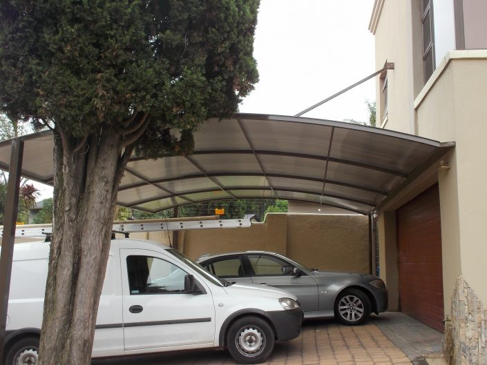 Multiwall Polycarbonate Carports and Patio - This image was edited and uploaded by Awning Warehouse based in Randburg Johannesburg - Best for Awnings and any type of Awning. Awning Lifestyle in South Africa.