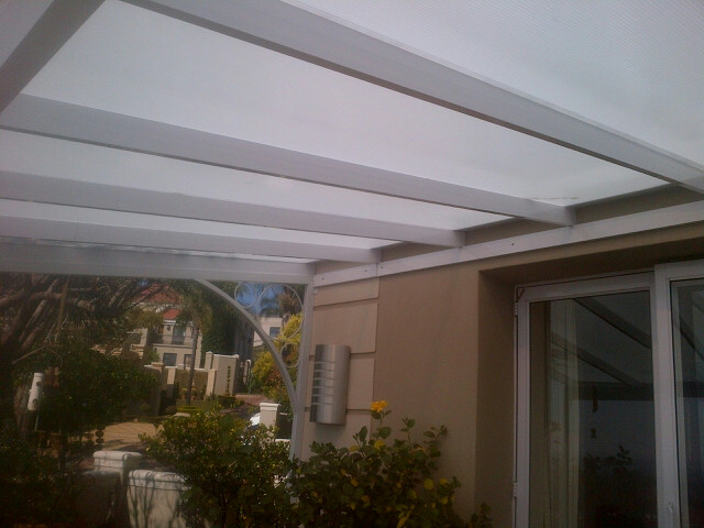 Multiwall Polycarbonate Patios. This image was edited and uploaded by Awning Warehouse based in Randburg Johannesburg - Best for Awnings and any type of Awning. Awning Lifestyle in South Africa