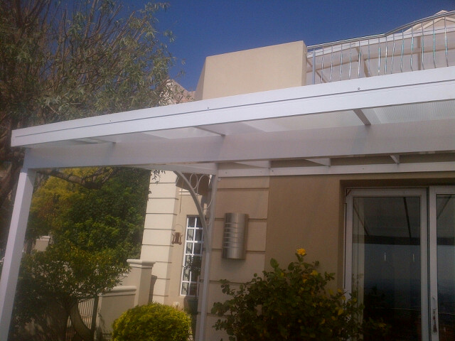 Mutliwall Polycarbonate Patios are great for enhancing an eco-freindly living. This image was edited and uploaded by Awning Warehouse based in Randburg Johannesburg - Best for Awnings and any type of Awning. Awning Lifestyle in South Africa
