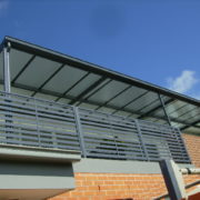 Our technical team will do a site inspection. However, the awning is supported with an aluminium structure and therefore will not cause any stress.