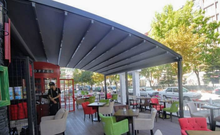 Retractable Awning by Awning Warehouse