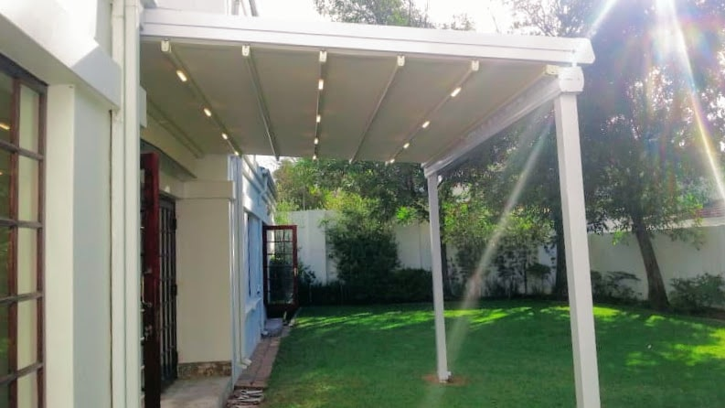 Retractable Awnings for an extension on your property