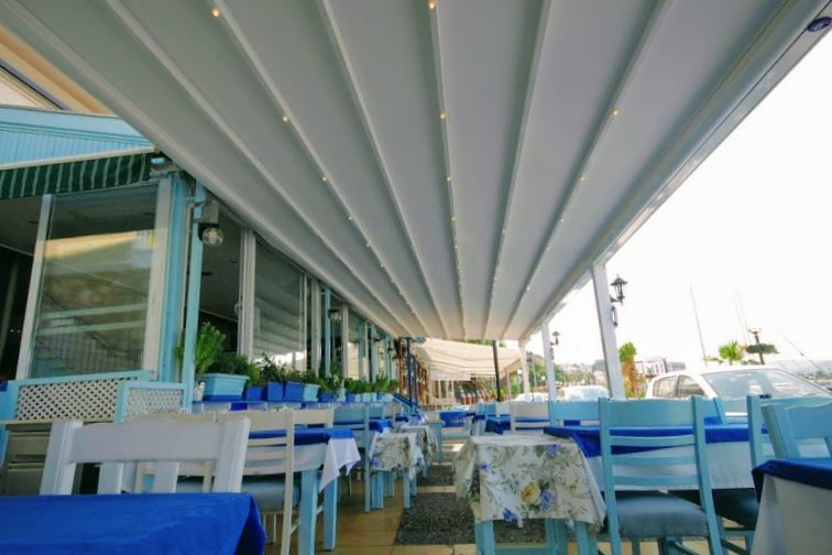 Retractable Awnings have the ability to cover or open any space