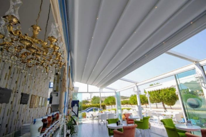 Retractable Patio Roofs