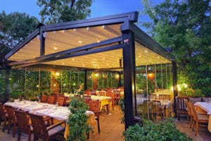 The versatility of retractable Awning roofing systems for Pergolas
