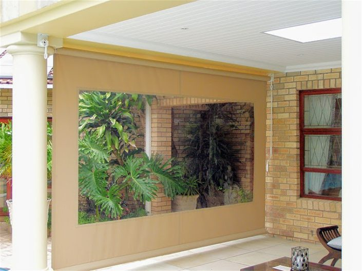 ROLLER AND DROP BLINDS